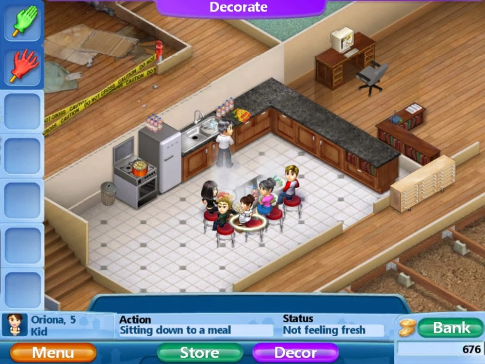 Virtual Families 2 Game Free Download Full Version For Pc