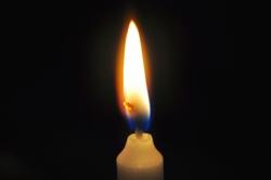 Ein Licht...