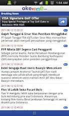 OKEZONE apk Android app