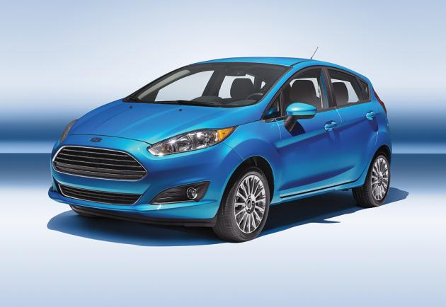 Ford Fiesta is Supreme Winner of Women's World Car of the Year Title