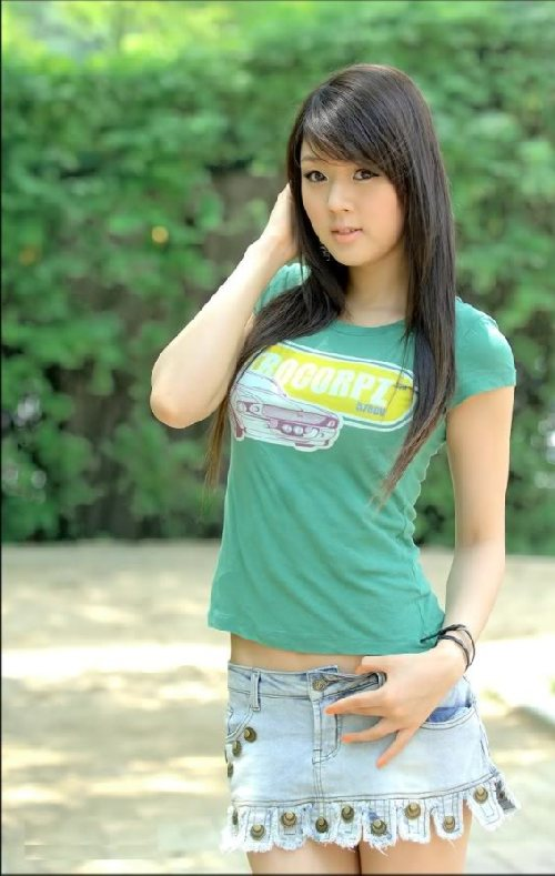 Beautiful Korean Girls Pictures