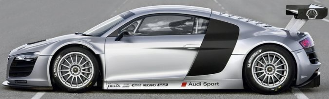 Beautiful The Audi GT3 Is A Super Sports Car Indeed.