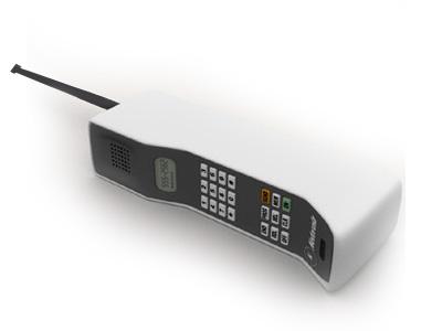 Brick Cell Phone4