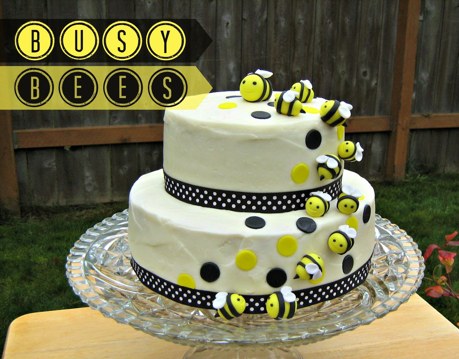 Bee Cake Images