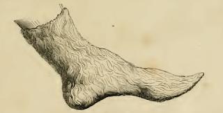 Calzado usado por los hunos