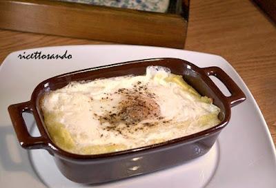 Cocottine di uova alla savoiarda ricetta semplice