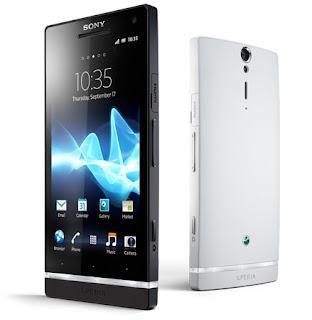 Sony Xperia S Harga Spesifikasi