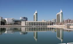 Foto Parque de las Naciones en Lisboa