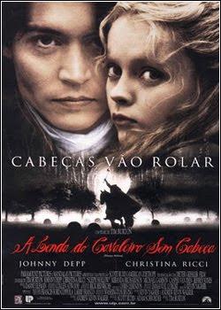 A Lenda do Cavaleiro sem Cabeça Dublado 1999