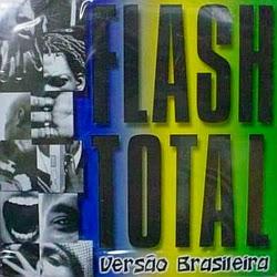 poster Flash Total: Versão Brasileira