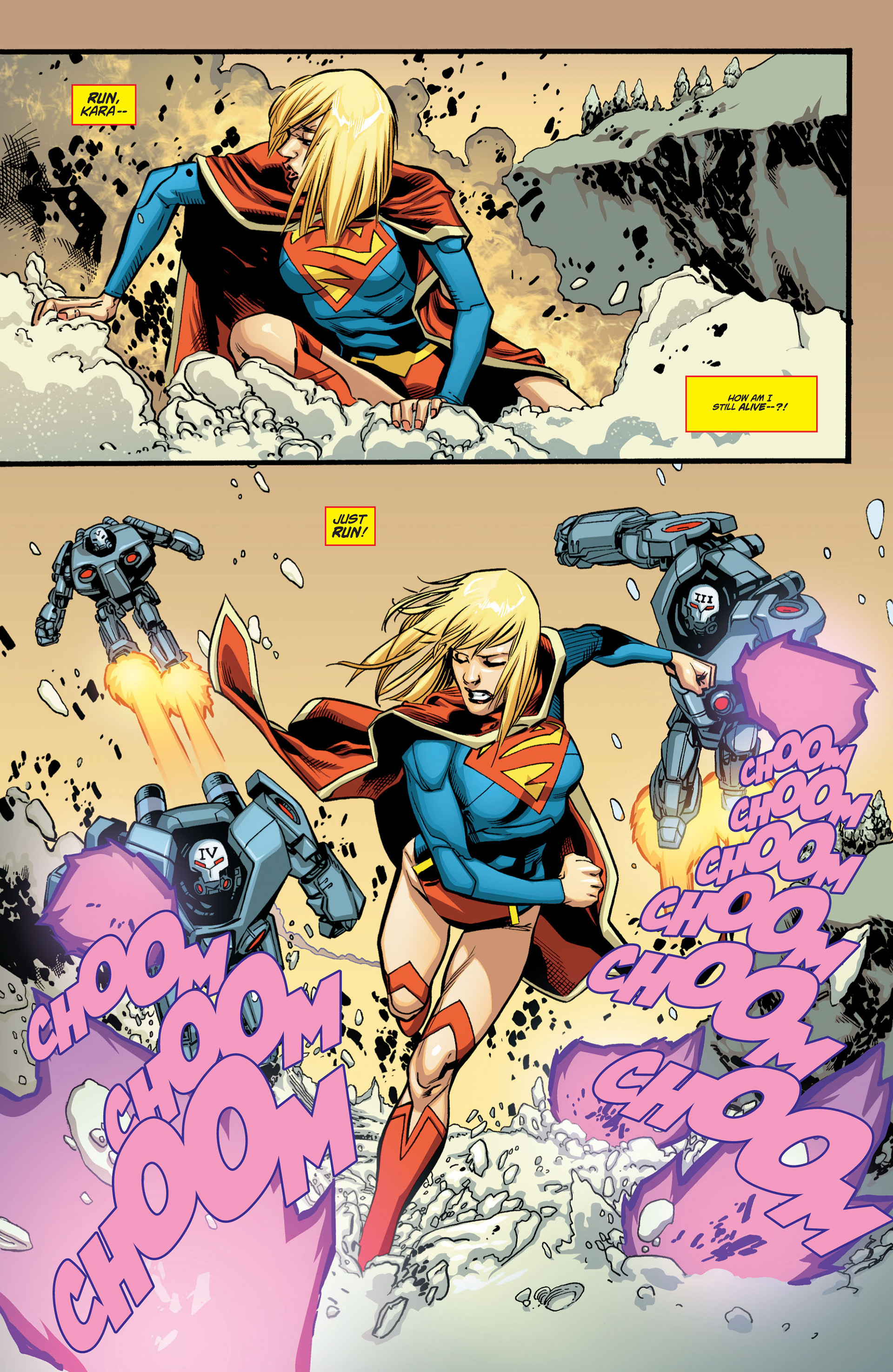 Supergirl (2011) Issue #1 #3 - English 15