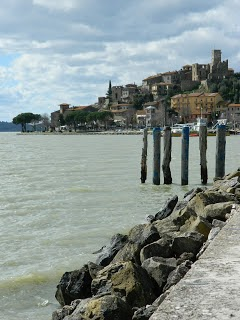 Best destination in Italy: Trasimeno Lake