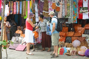 The Cheapest Places of Shopping in Bali