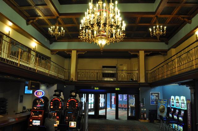 Granada Theatre di Woolwich, bingo, cinema