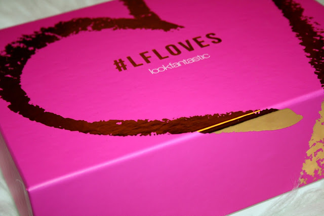 #LFLOVES BEAUTY BOX | VALENTINES DAY 2016