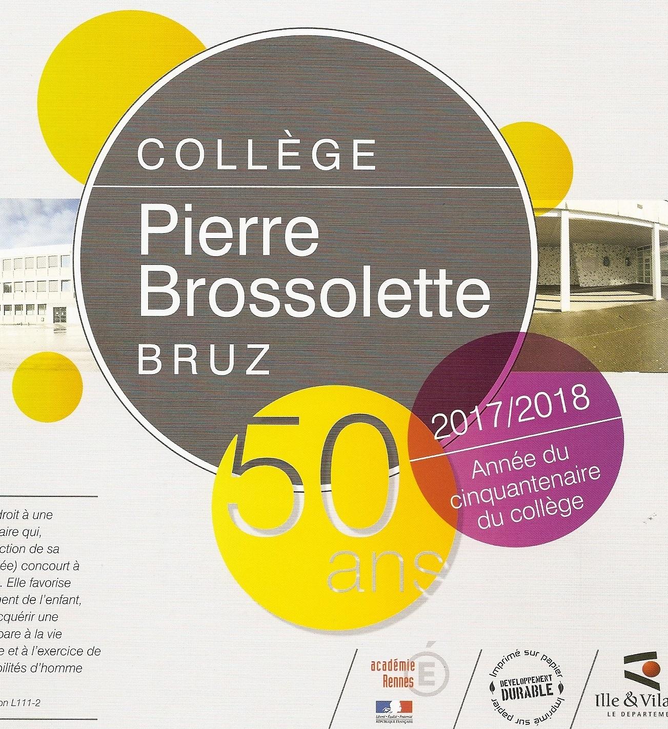 Pierre Brossolette les 50 !
