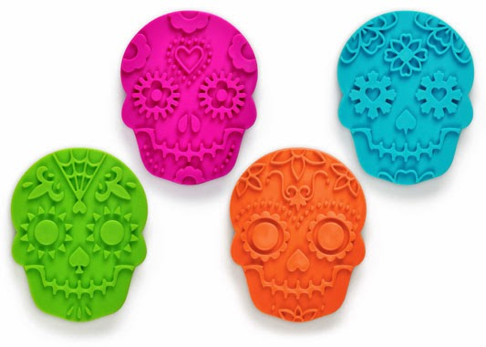Bake Sugar Skull Brownies to celebrate Day of the Dead - Hungry ...