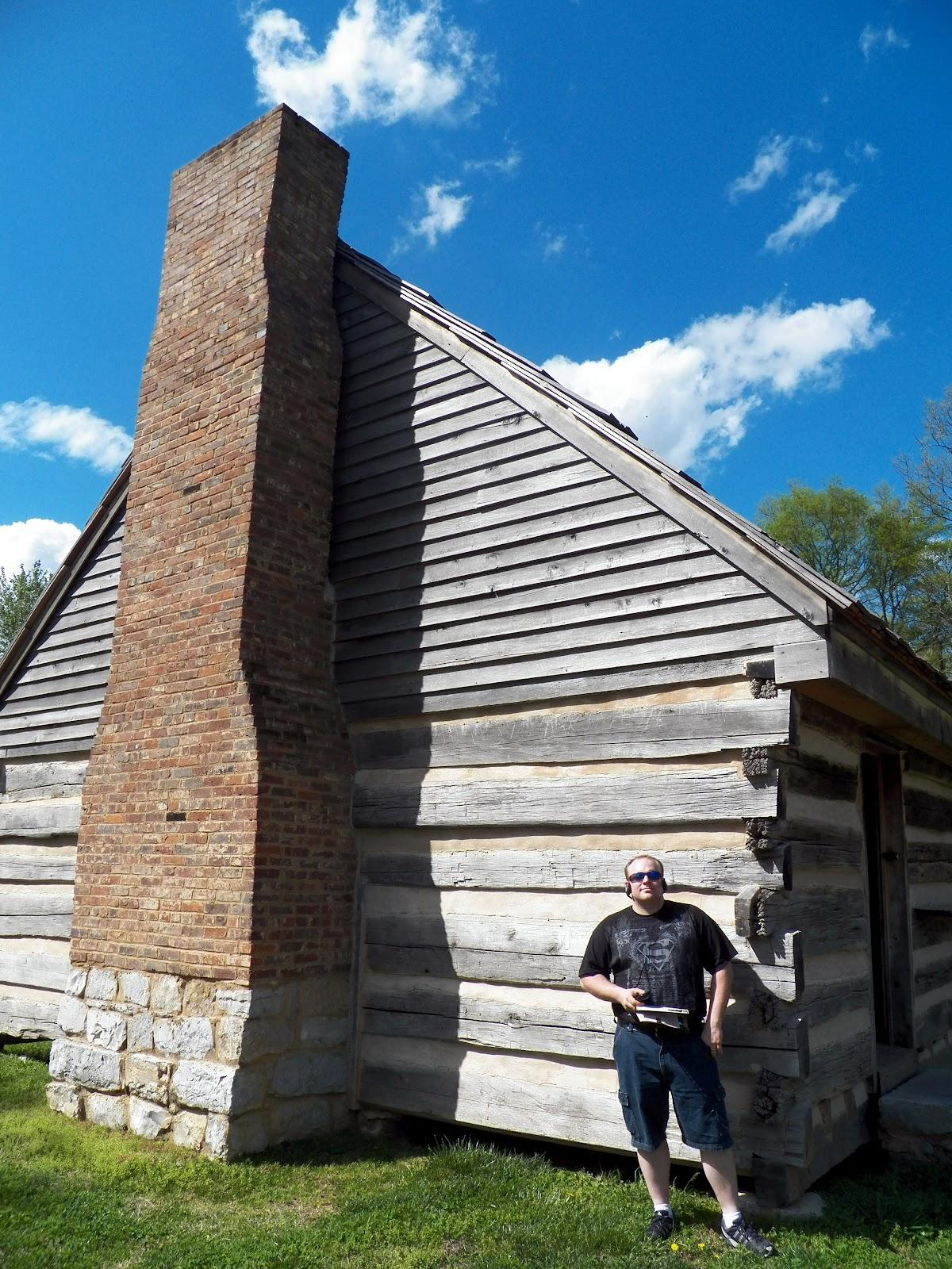 Potus historical sites andrew jackson for Hermitage house