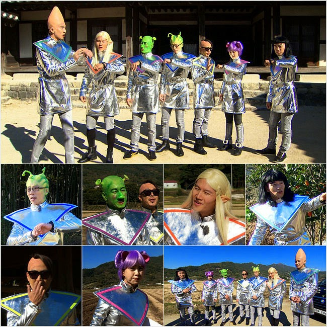 'Running Man' cast to transform into aliens for upcoming episode