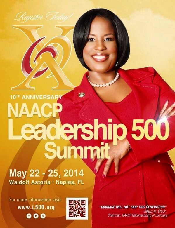 The FICKLIN MEDIA GROUP,LLC: NAACP LEADERSHIP 500 PROGRAM