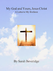 Read my book: My God and Yours, Jesus Christ