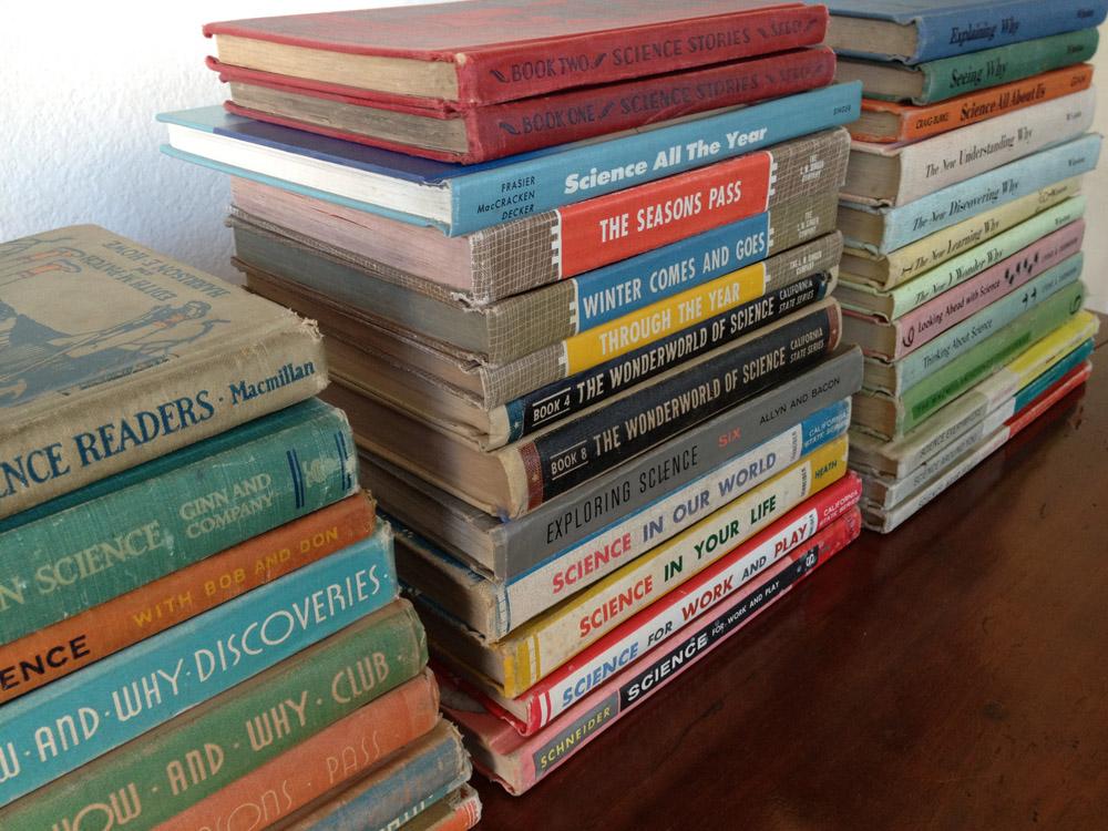 Vintage Science Books 21