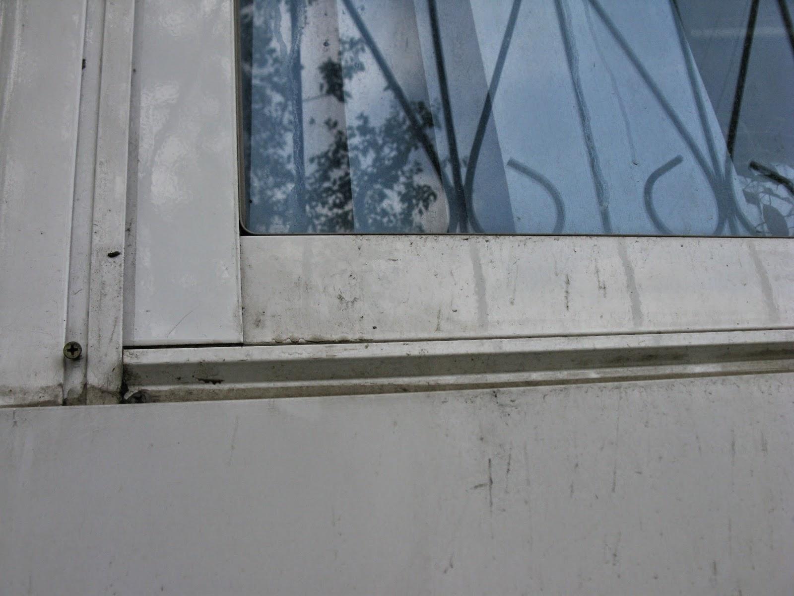 СолоЧистоты: мытьё окон с решеткой.