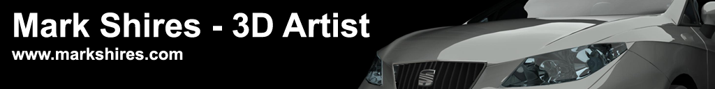 Mark Shires - 3D Artist