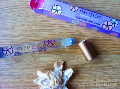 Pacifica perfume French Lilac