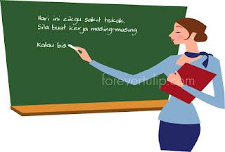 cikgu sekolah
