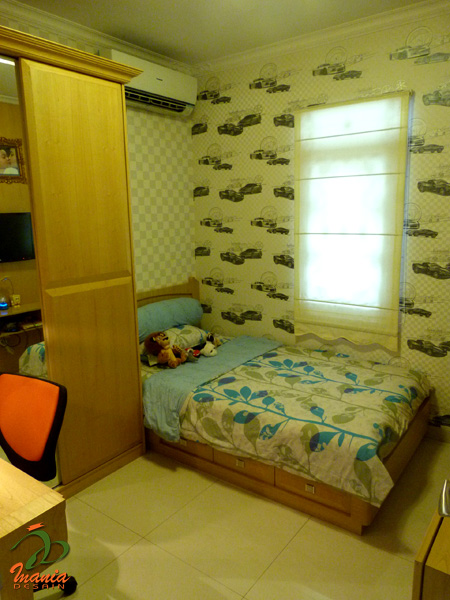 gambar desain kamar tidur minimalis modern dan unik
