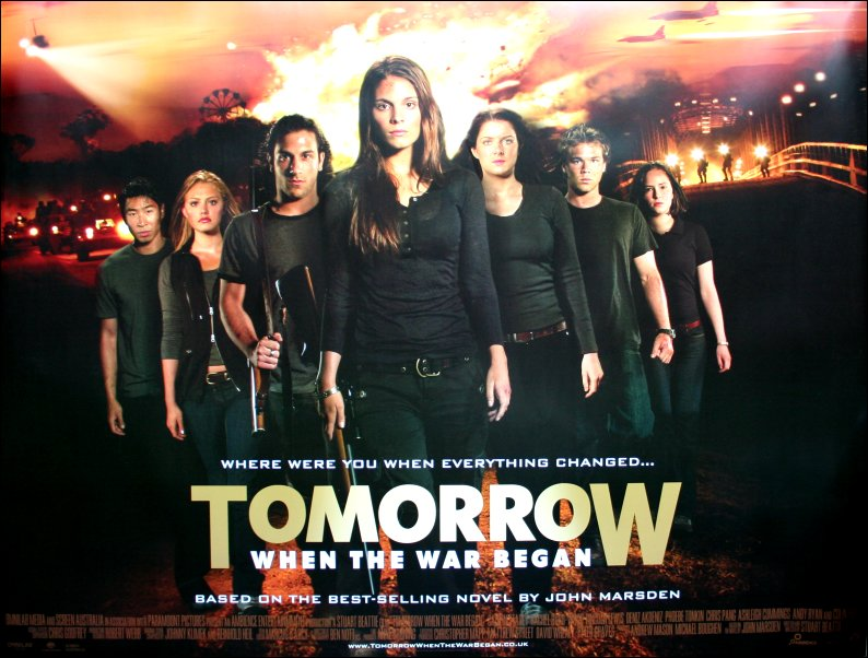tomorrow when the war began review 2011-4-10 a group of small-town kids fight back against invaders in this reasonably effective australian adventure story, writes philip french.