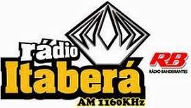 Rádio Itaberá AM de Blumenau ao vivo