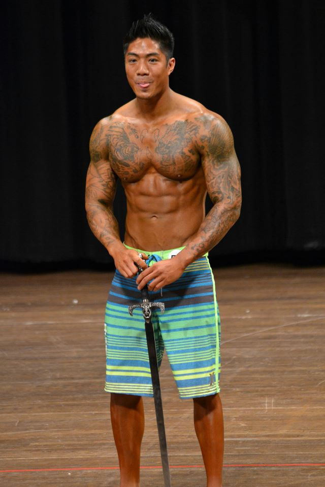 Digby Ioane 39 S Model Rival Thanh Le Digby Ioane