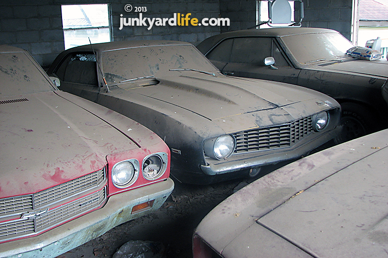 Junkyard Life Classic Cars Muscle Cars Barn Finds Hot Rods And Part News Barn Find 1969