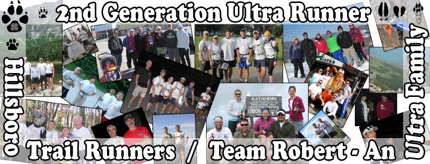 2nd Generation Ultra Runner