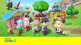 #1 Animal Crossing Wallpaper