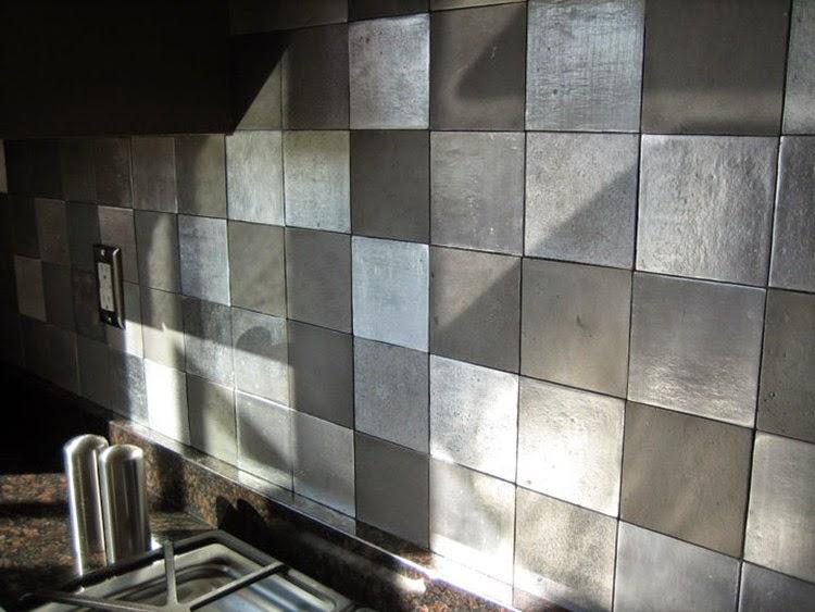 Desain Keramik Dapur Rumah Minimalis Modern