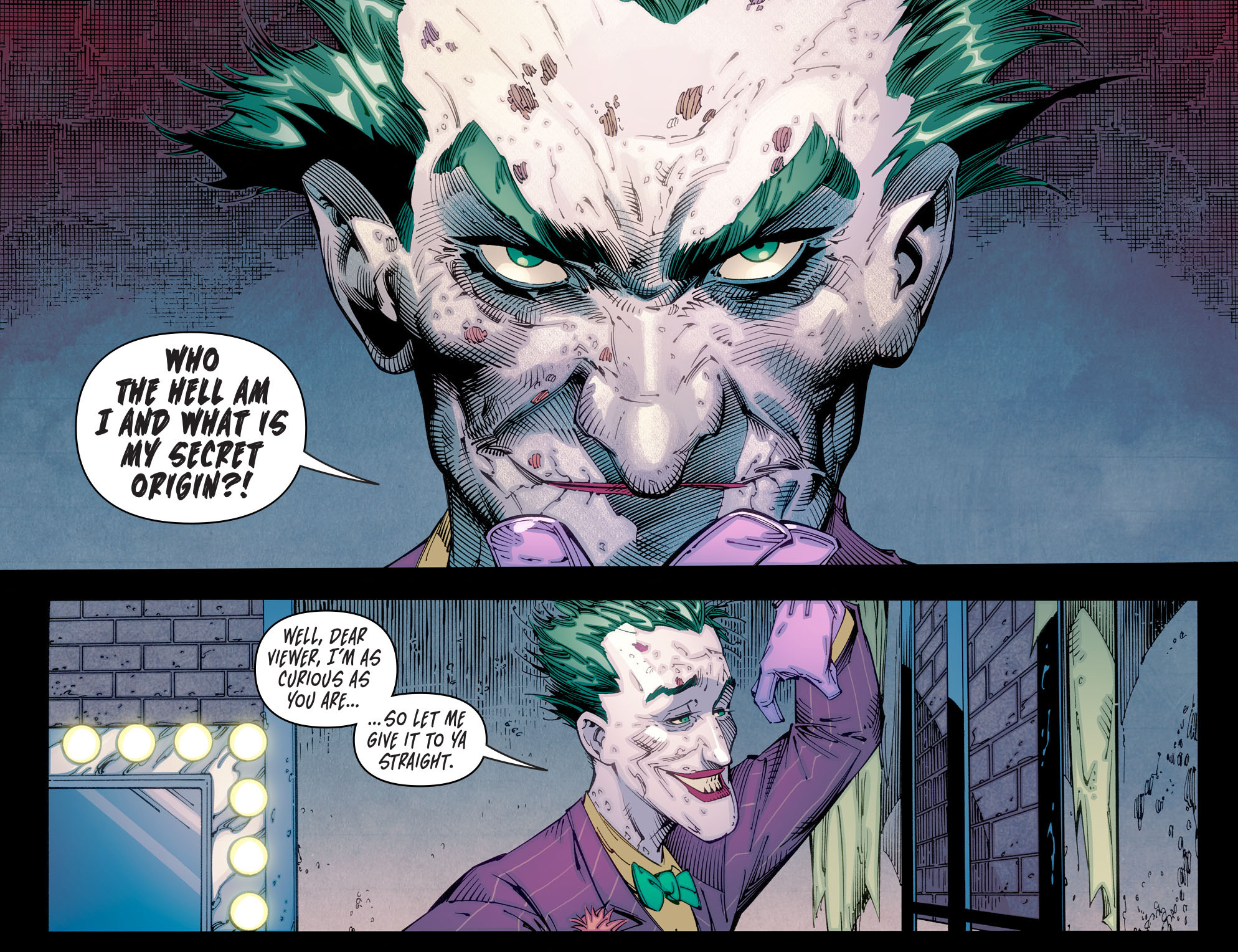 Batman: Arkham Knight [I] Issue #4 #6 - English 7