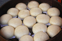 Chadian Steamed Honey Cassava Buns