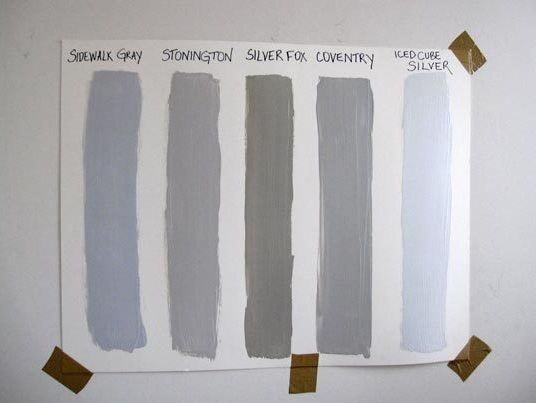 Bridget beari design chat 2012 02 26 for Behr paint silver bullet