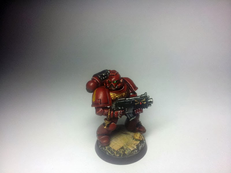BLOOD ANGELS - WARHAMMER 40.000 1-3