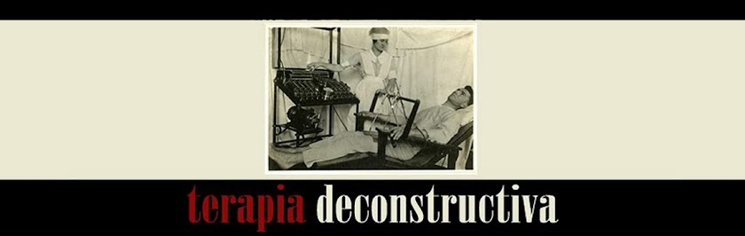 Terapia Deconstructiva