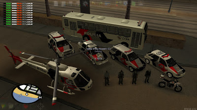 Pack Veículos/Skins Policia Militar - SP Sem+t%C3%ADtulo