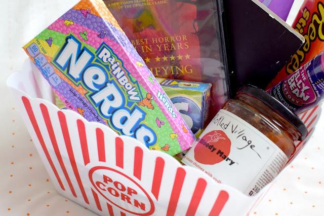 Cinema Themed Gift Hamper Tips