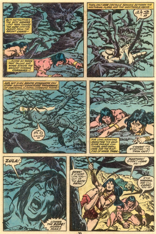 Conan the Barbarian (1970) Issue #90 #102 - English 18