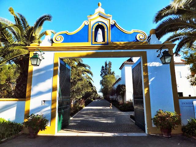 Pela Calada da Herdade - reservarecomendada.blogspot.pt