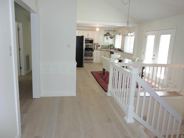 Livelovediy Our New White Washed Hardwood Flooring And Why We Had