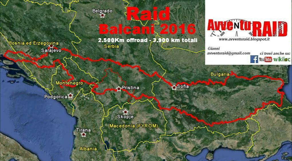 Percorso - Trail