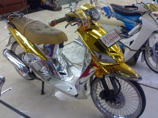 Modification Yamaha Mio | New Car Concept